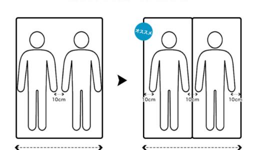 【新居】【同棲開始】これから同棲を始めるカップルへ 間取りと寝具の選び方は大事! おすすめはこちら!