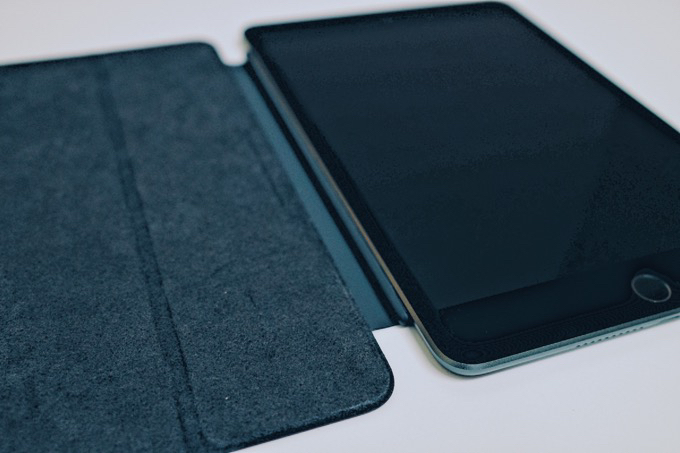 iPadmini用スマートカバー