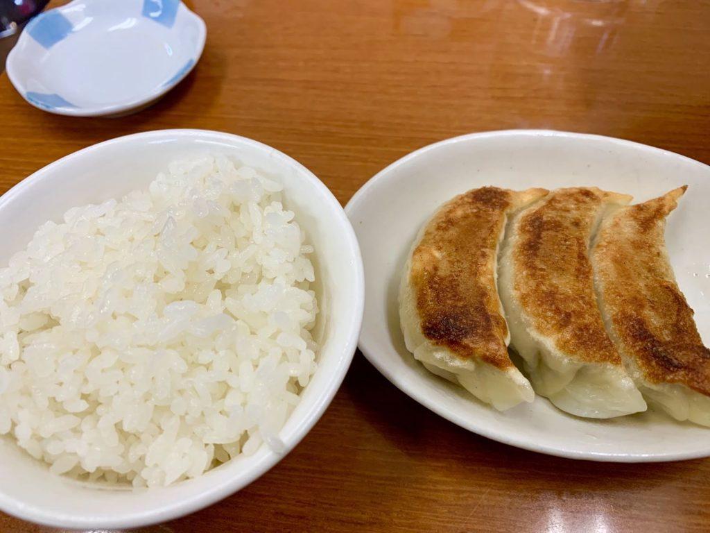 マリモ 餃子