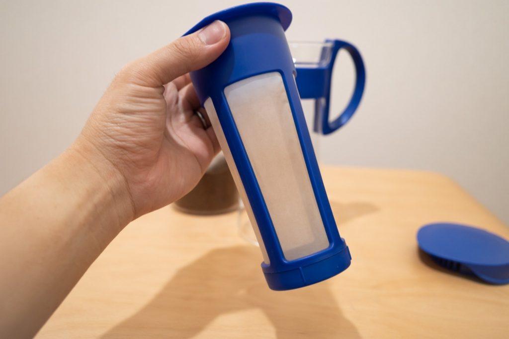 ハリオ 水出しコーヒーポット