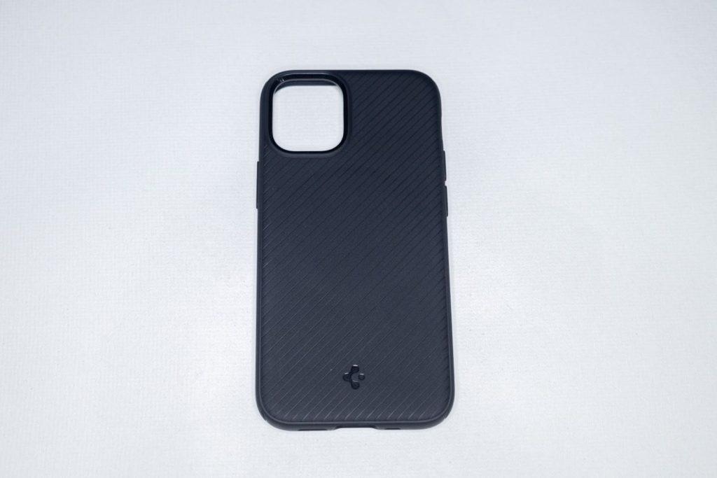 Spigen MAG ARMOR(iPhone12 mini用)外観