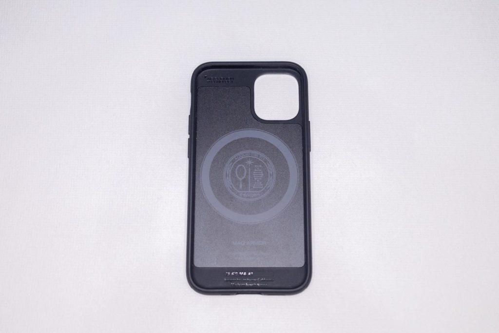 Spigen MAG ARMOR(iPhone12 mini用)内側